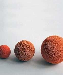 Rubber Hose Sponge Cleaning Ball 30mm