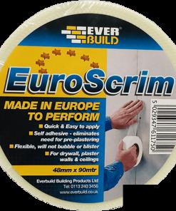 Everbuild Euro Scrim Tape 48mm x 90m