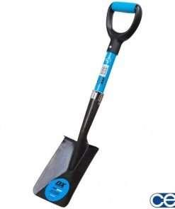 OX Pro Mini Square Mouth Gardeners (Snow) Shovel